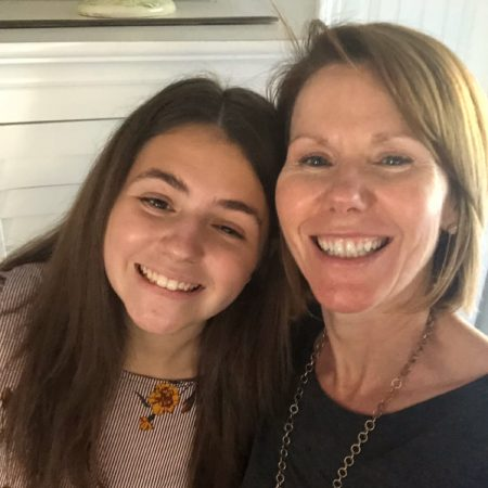 Thanksgiving Interview with Mom and daughter