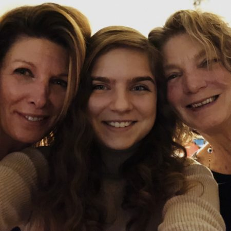 Payton Keblish interviews her mom Dana Keblish for the Great Thanksgiving Listen 2019.