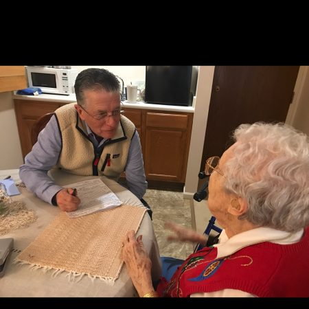 Thelma E. Robinson-Bloesing, age 101, as an adult, WW2,  marrying William C. Bloesing Sr. and raising Bill Jr. (Part 3)