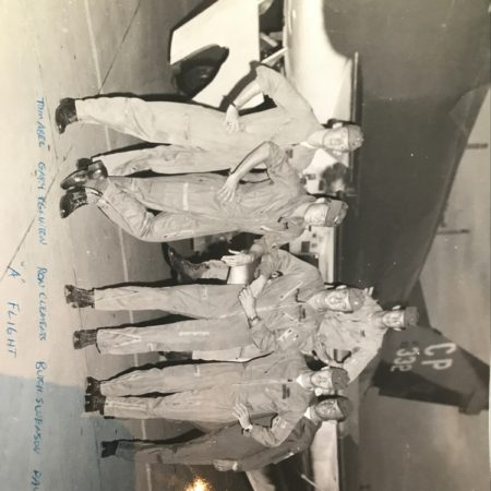 John Boles: Lieutenant Colonel, US Air-Force