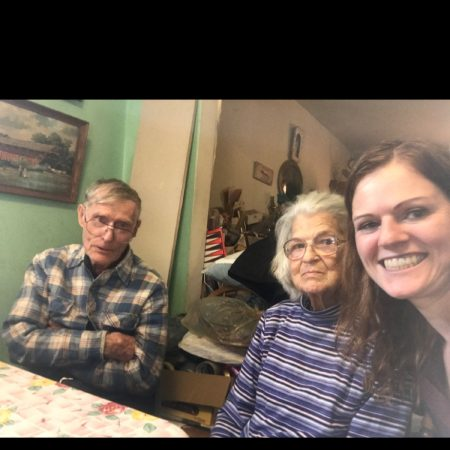 New Years Day 2020 - Interview with my grandparents