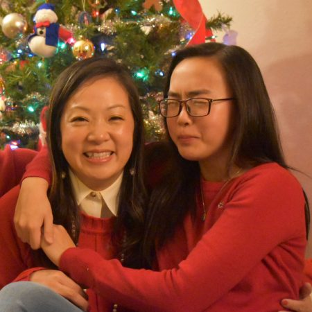 Tracy Xie talks about growing up in China and moving to the United States