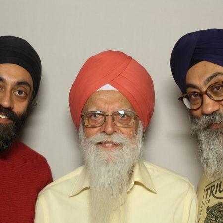 Kuldip Singh Makker, Kalitdeep Singh, and Haramandeep Singh
