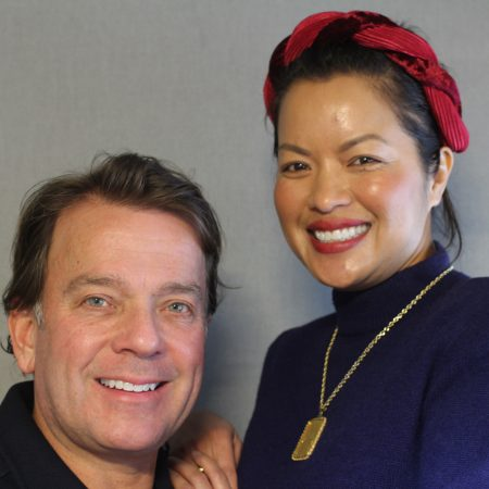 Somany Koeung and Will Ross