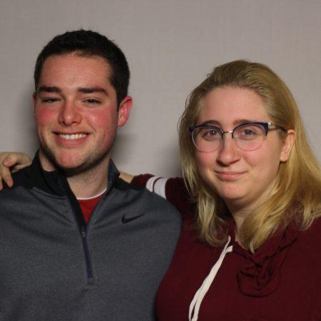 Matthew Iorio and Amy Gruttadauria
