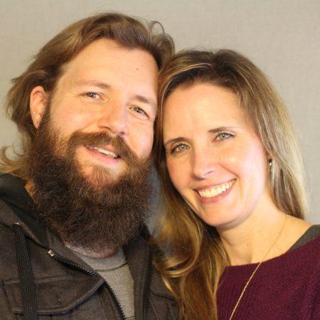 Dustin Mote and Danielle Mote