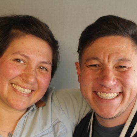 Nikiko Masumoto and Korio Masumoto