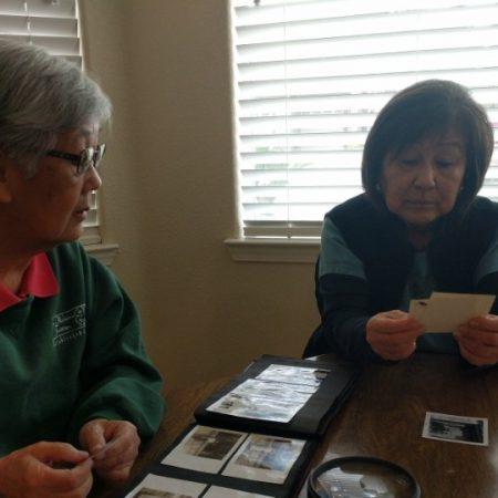 Gerry Wakida and Julie Nakagawa March 8, 2020, Fresno, CA
