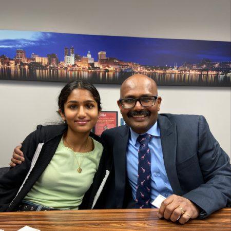Passage - Dr. Salimath and Maya