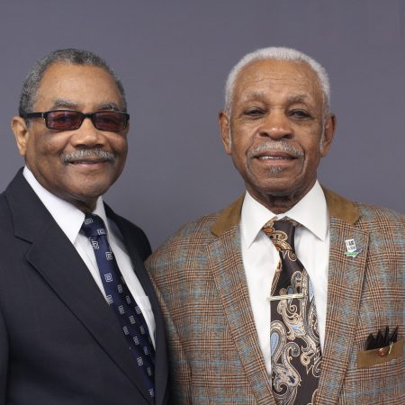 Elmore Nickleberry and Calvin Taylor
