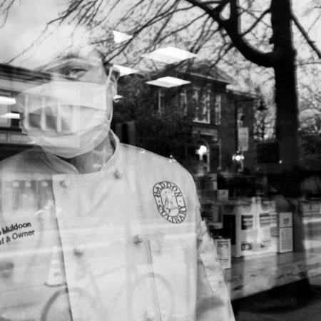 Covid-19: Joe Muldoon of Haddon Culinary