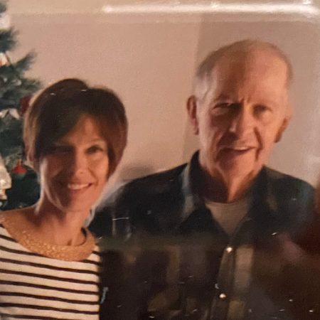 Orson Reed Frederiksen and Carolyn Larson