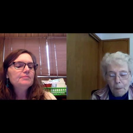 Lenore Fox Monti interviews Sr. Carol Fox