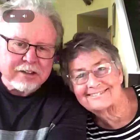 Jeannie Kranz and Jim Kranz