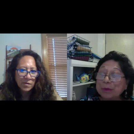 Jennifer Lei Cotter and Carol Viola Gonsalves