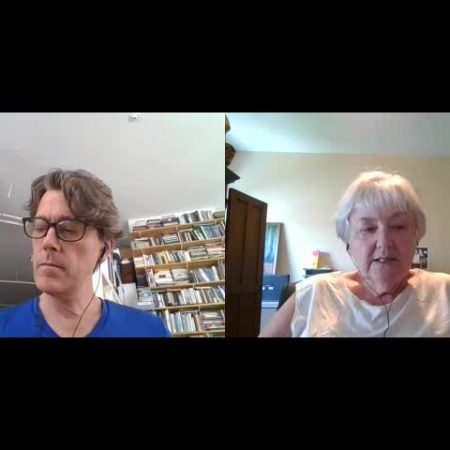 Jason Edwin Adkins interviewing Sharon Kaye Adkins, Pt 1: early years in college (at Marshall U. in Huntington, W. Va).