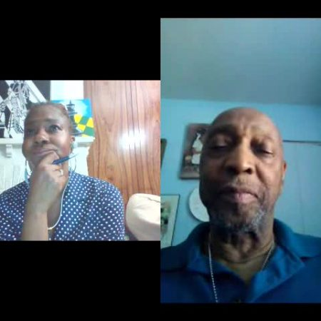 Angelique Green-Manning and Richard W. Green   A conversation with the Good Bishop...My Dad