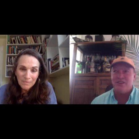 Kevin Ward and Joy Horowitz
