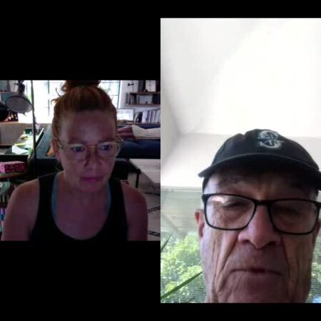 Jenny Rask Interviews dad Gene Rask about his life.   ???06