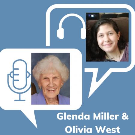 Glenda Miller & Olivia West