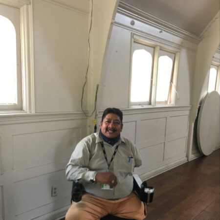 Entrevista de miembro y activista Benito Murillo de Inmigrantes con Discapacidades.