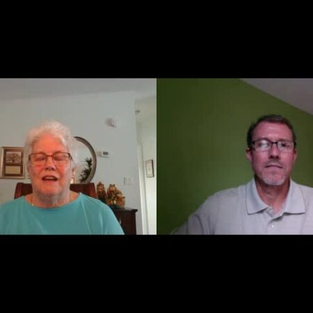 Kevin Gluck interview with Anne Perdue