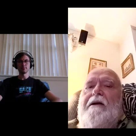 Andrew Burdick interviews Dave West #5 (20200910) Locksmithing: knowledge, coordination, and considerations