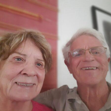 Lorelle Nelson and Lance Davis