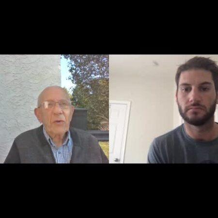 The Life of Stanley Berman as told to his grandson, Jacob Berman