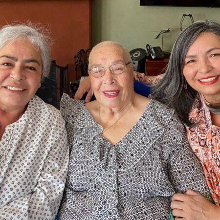 Elena Varela, Maria Guadalupe Rico-Varela, and Irma Varela