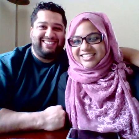 Namira Anani and Omar Anani
