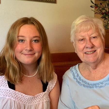 The Bond Between my Grandma and I.