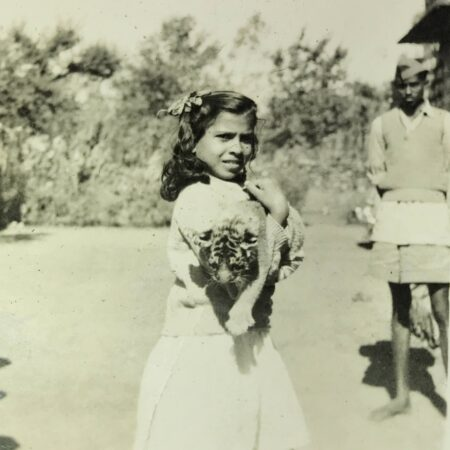 ARUNA PATIL - CHILDHOOD AND SCHOOLING IN INDIA