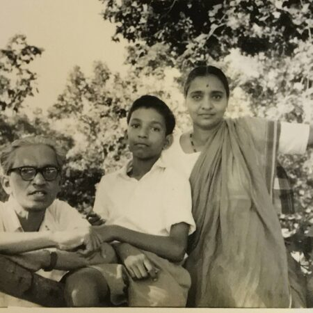 Ramesh Patil - Childhood and Schooling in India