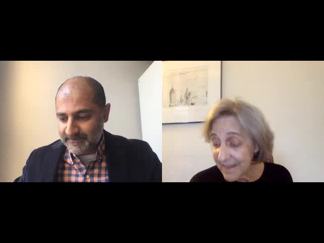Rita Charon and Deepu Gowda talk about narrative medicine, mentorship, and communities of discovery.