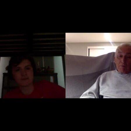 Jack Duffy: Meeting with Tony Riggio