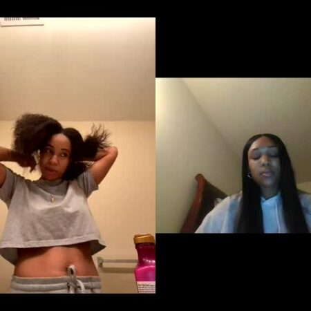 Asia and her bestfriend talks about covid-19 experience and child hood memories.