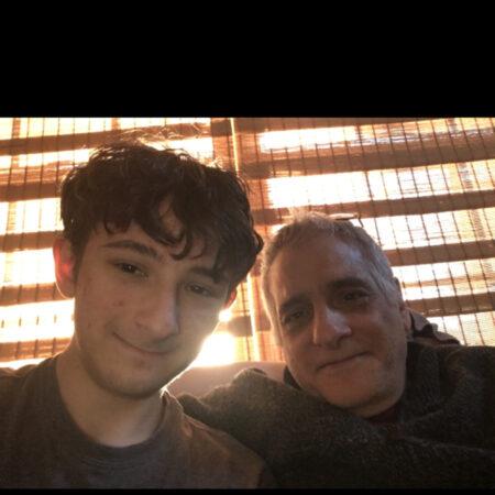 Steven and Liam Prisco