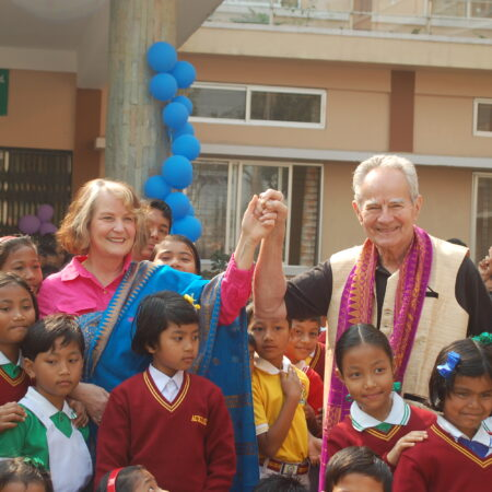 Homes of Hope India Described by Founders, Paul and Tracy Wilkes