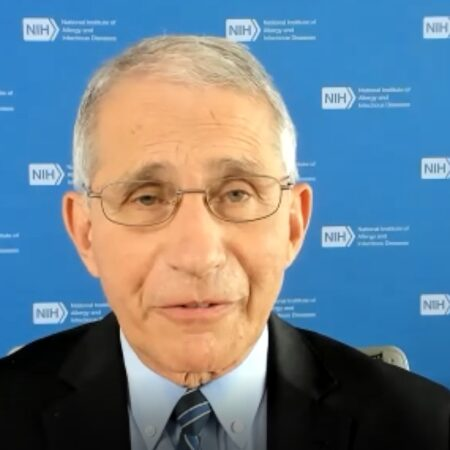 Brian Scott-Smith and Doctor Anthony Fauci talk about HIV/AIDS turning 40 in 2021