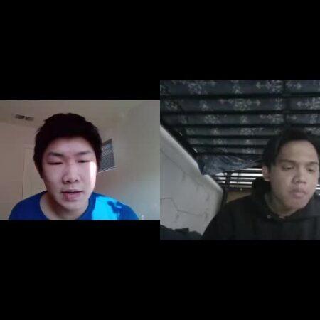 Chiang Osbert, Frank Pardenilla Covid-19 interview