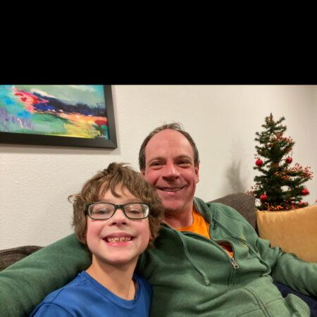 Bennett Wilson - age 8.5