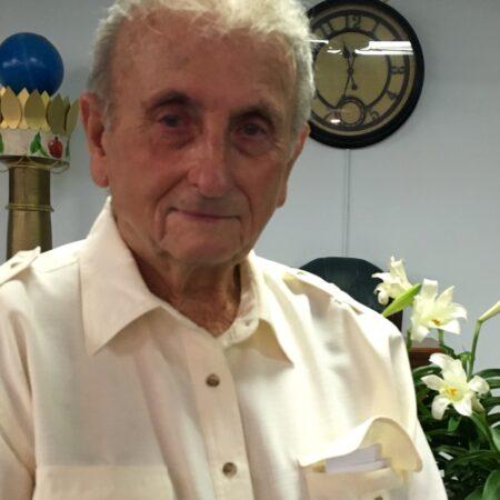 Celebrate the 90s - Peace Community Church - Dick Pettigrew