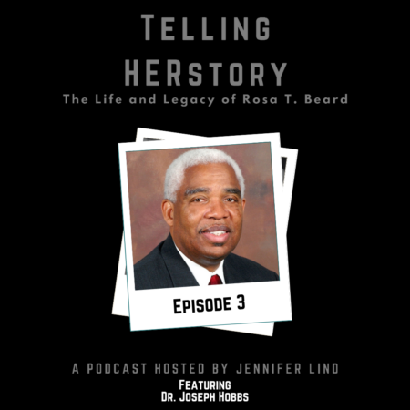 Telling HERstory Podcast Episode 3: Launching Dreams with The Rocket Club