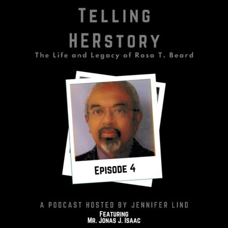 Telling HERstory Podcast Episode 4: Intelligence Rising
