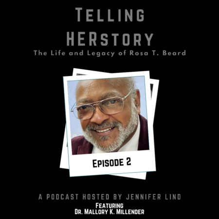 Telling HERstory Podcast Episode 2: The Master Educator