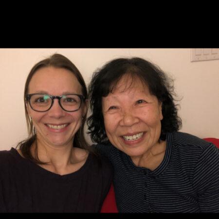 Angela Wong- working mom