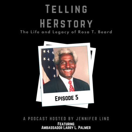 Telling HERstory Podcast Episode 5: A Lesson in Diplomacy