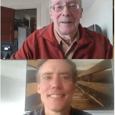 John Raguin and Michel Raguin