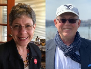 Kathleen Towle and Michael Beiser